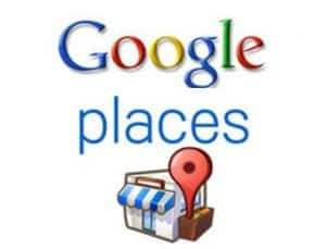 Công cụ Google Places For Business
