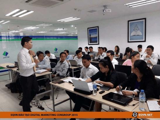 EQVN đào tạo CEN GROUP 2015