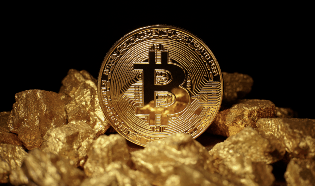 Cơn Sốt Tiền Ảo Liệu Có Khiến Vàng Mất Giá