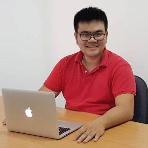 Giảng viên Nguyễn Huy Cường lớp SEO tại EQVN