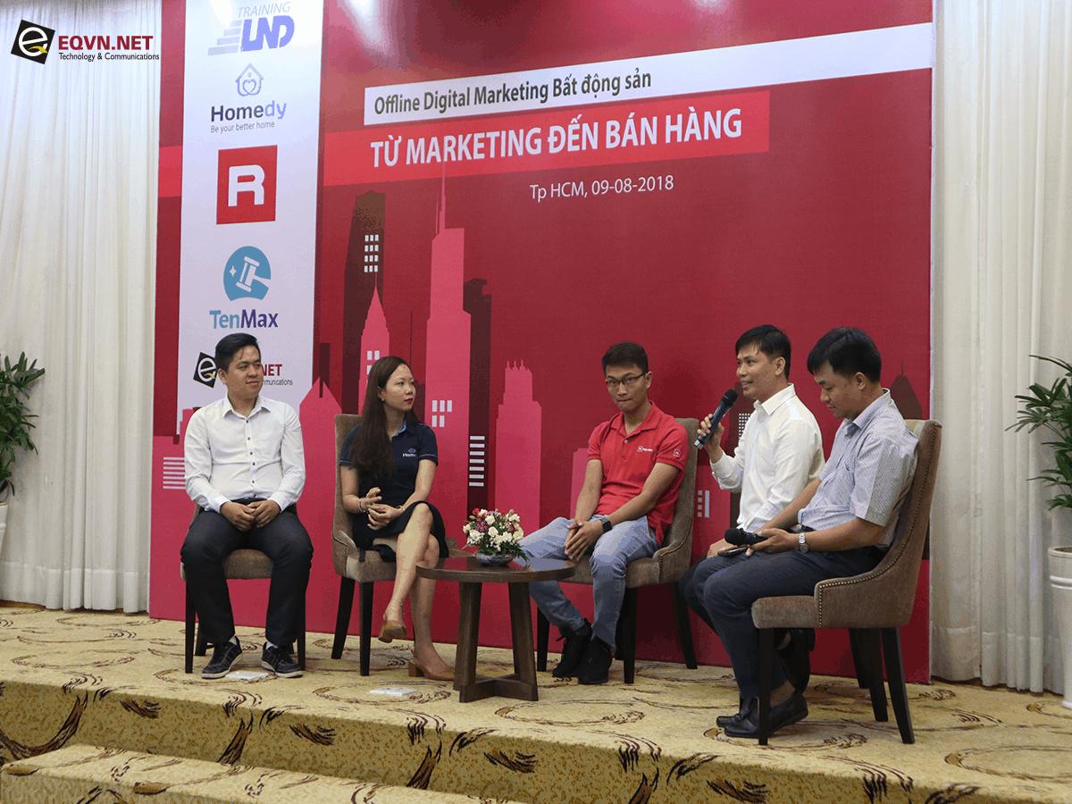 Offline lần1 Digital Marketing BĐS