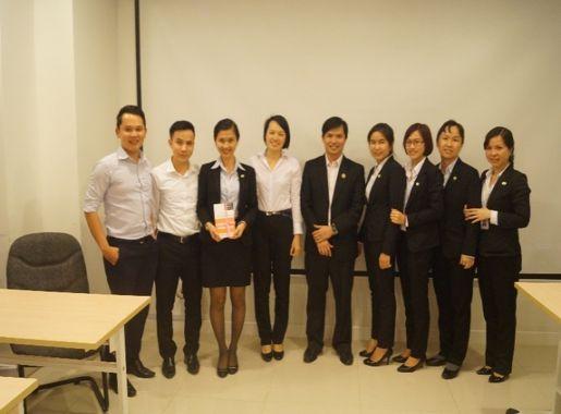 EQVN đào tạo doanh nghiệp
