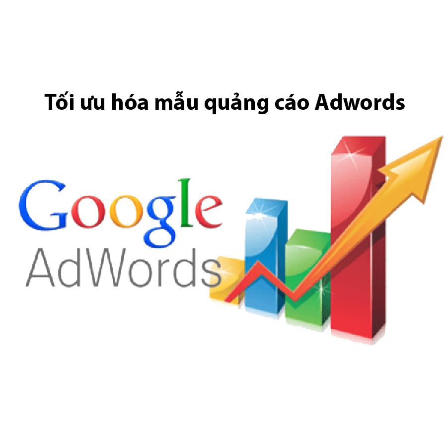 Tối ưu mẫu quảng cáo google