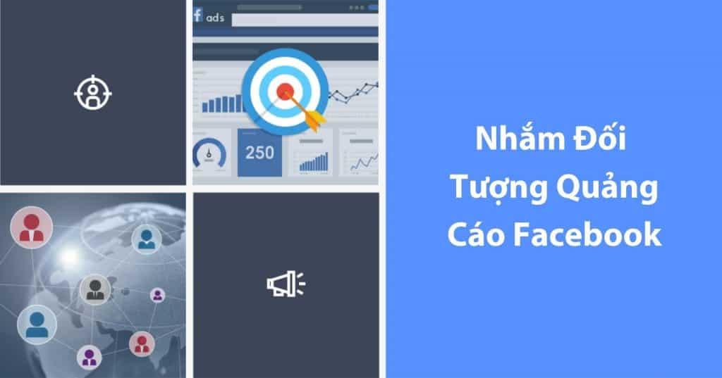 đối tượng quảng cáo facebook