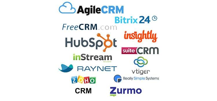 Top các giải pháp phần mềm CRM hàng đầu hiện nay