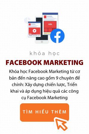 Khóa học Facebook Marketing & Quảng cáo Trung tâm eqvn