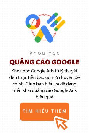 Khóa học Quảng cáo Google Ads Trung tâm EQVn