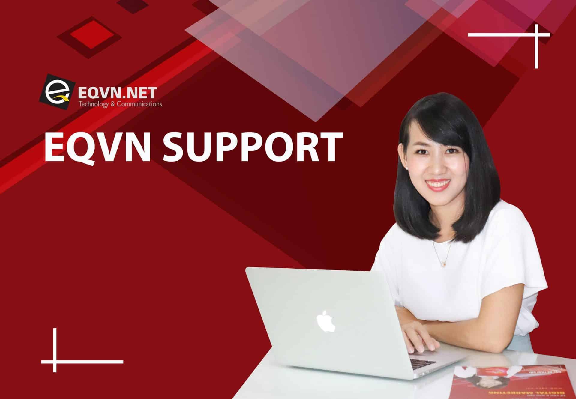 EQVN-Support