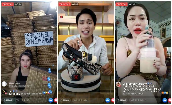 'Tranh tối tranh sáng' của bán hàng livestream ở Việt Nam