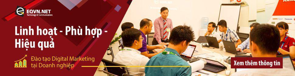 Đào tạo Digital Marketing tại doanh nghiệp banner