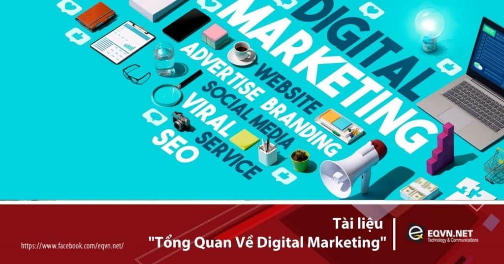 tài liệu tổng quan digital marketing