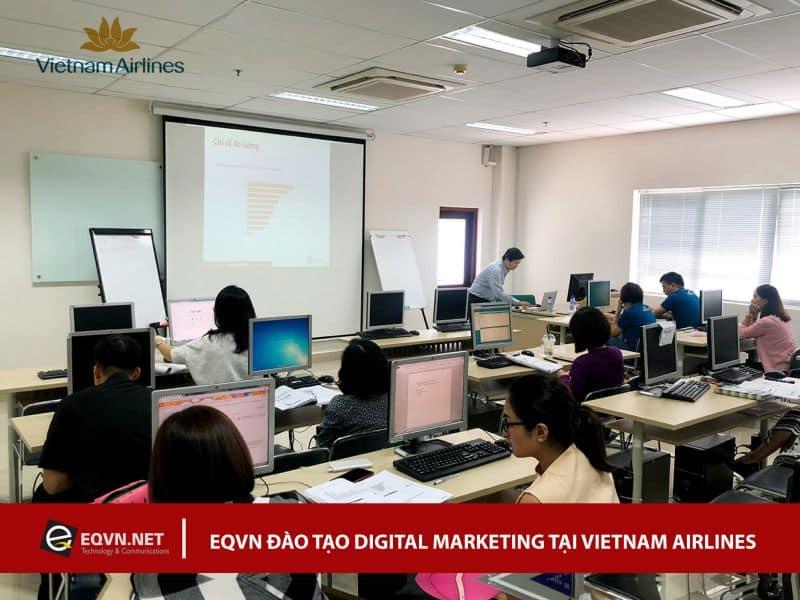 Đào tạo Inhouse Digital Marketing cho VN Airlines-2