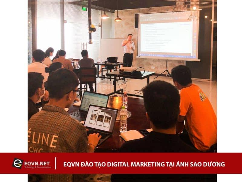 Đào tạo Inhouse Digital Marketing cho Anh Sao Duong