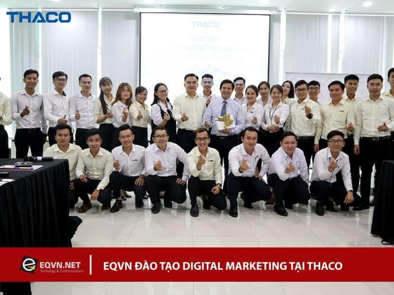 Đào tạo Inhouse Digital Marketing cho Thaco