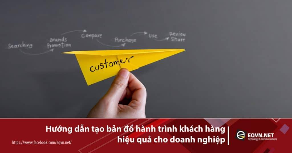 Hướng dẫn tạo hành trình khách hàng hiệu quả