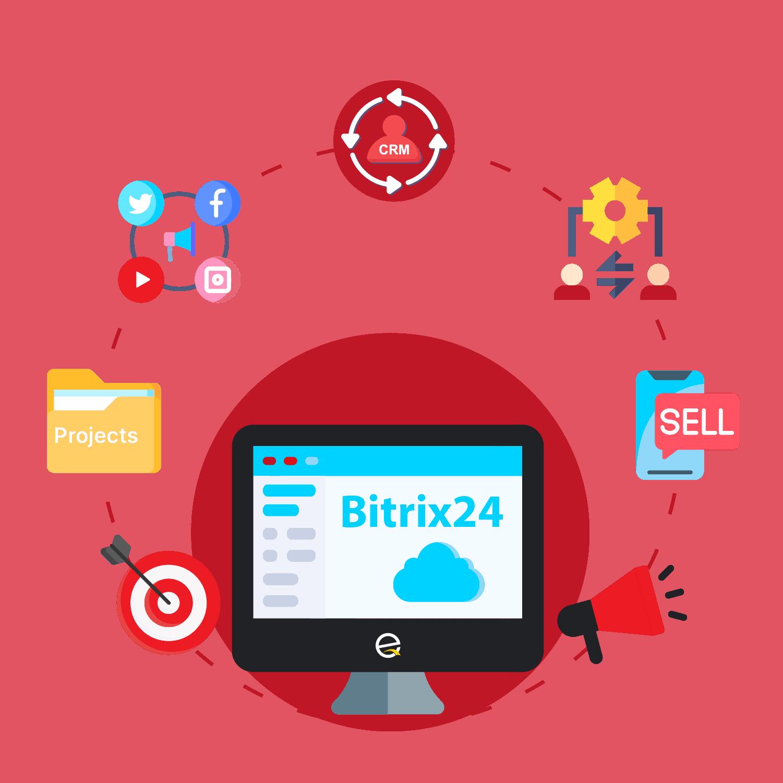 Phần mềm Bitrix24
