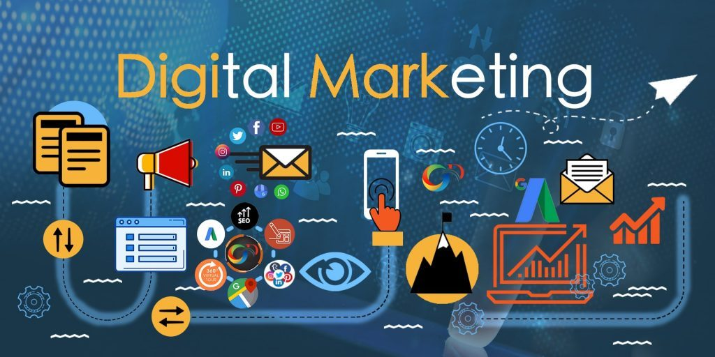 Tổng quan về Digital Marketing và những điều cần biết