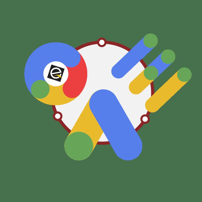 Icon Khóa học Quảng cáo Google Ads tại trung tâm đào tạo EQVN
