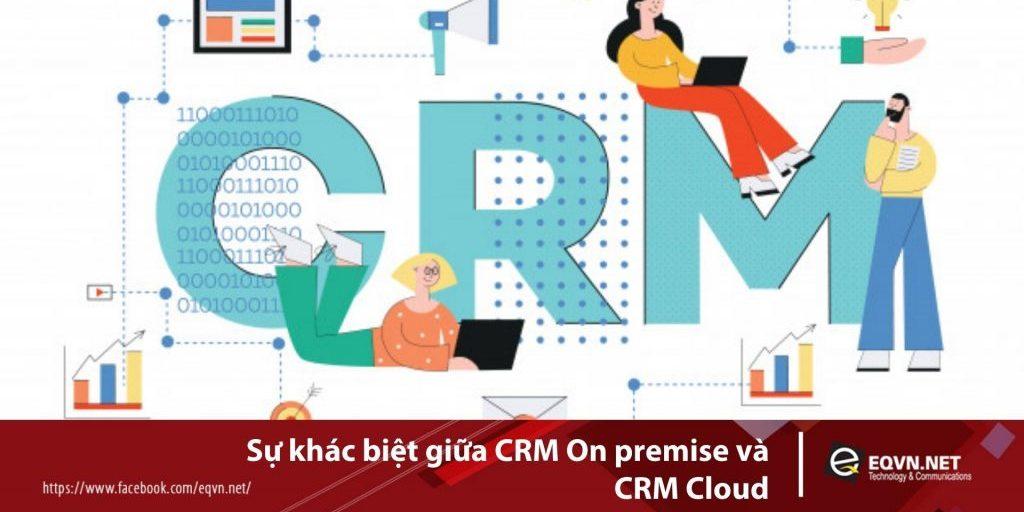 CRM-On-premise-vs-CRM-Cloud